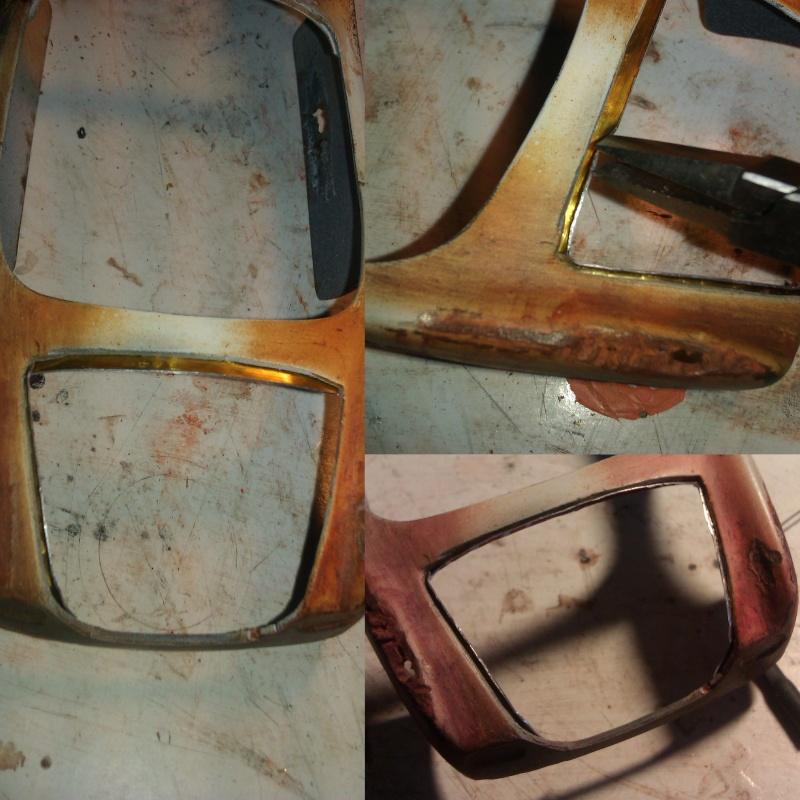 Rusty car  Bagol210
