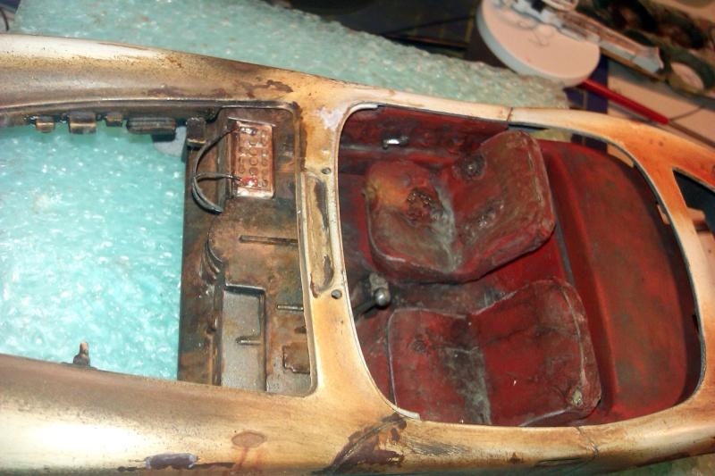 Rusty car  Careus10