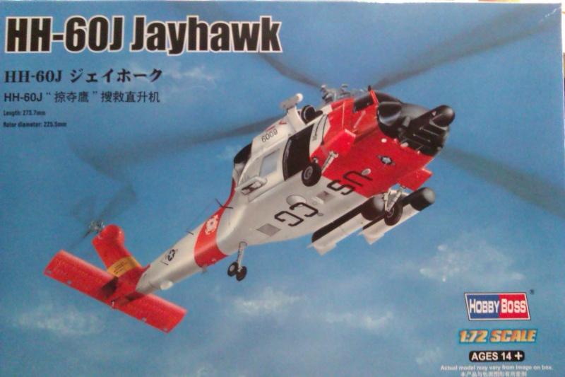 HH-60J Jayhawk HobbyBoss 1/72 Imag0616