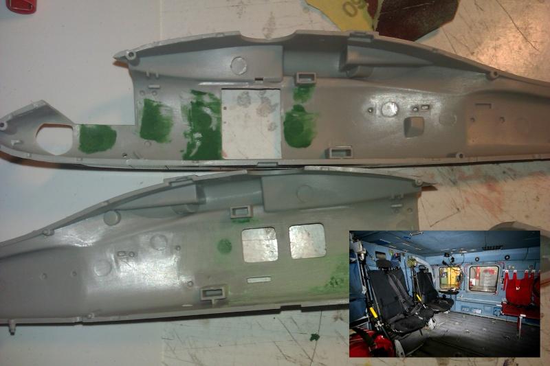 HH-60J Jayhawk HobbyBoss 1/72 Interi10