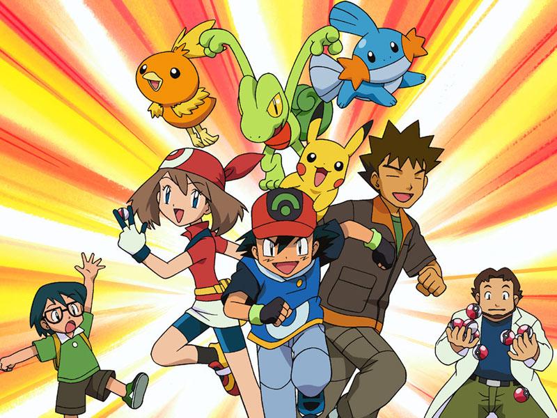 Planet of Pokemon