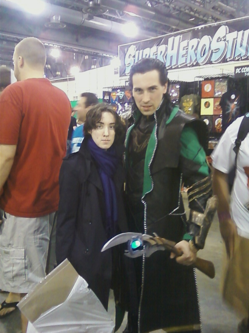 Post your Cosplay! Loki_d11