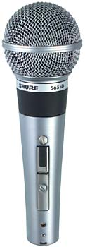 Shure 545sd, comprendre l'impédance 565sd10