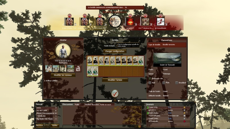 666 VS 19eme/ 2 eme / + membre de leur clan ( rubis ) 2012-075
