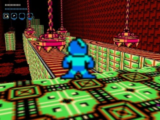 Megaman 3d 2 The siege of Megacity Screen10