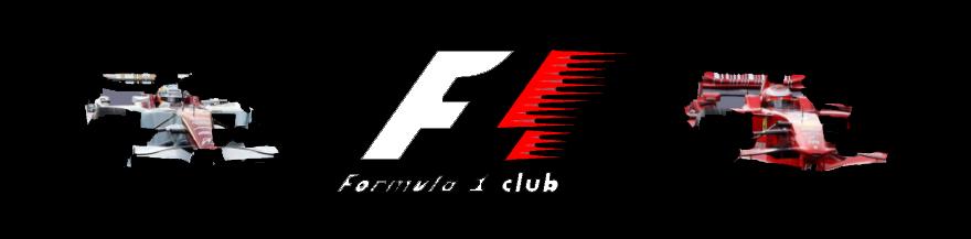 Formula One Club 2012 - 2013