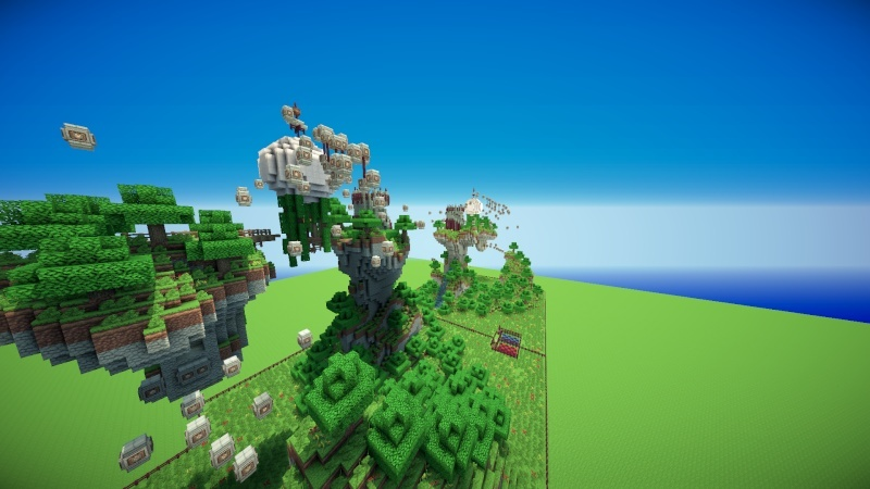 123gas321-Obstacle/Race Course I have built ON ANOTHER SERVER 2012-011