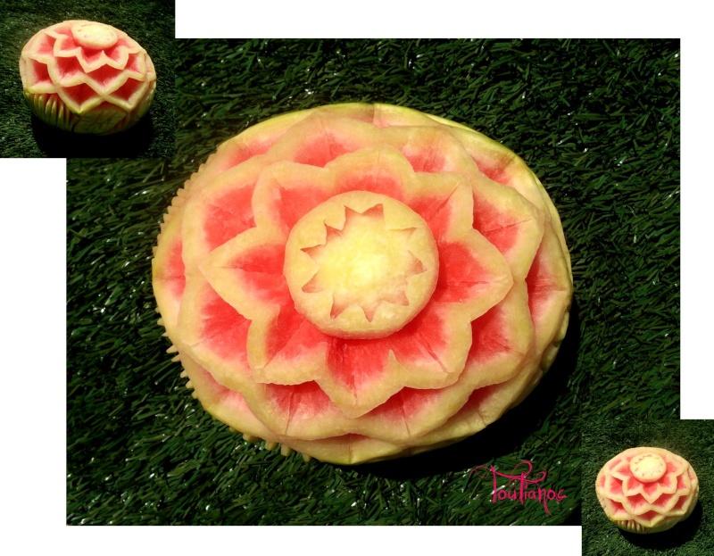 pastèque sculptée Pastaq10