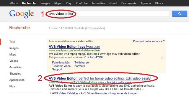 [Débutant]Télécharger et Installer AVS Vidéo Editor Img111
