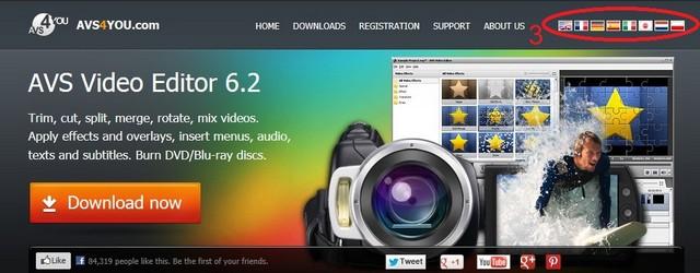 [Débutant]Télécharger et Installer AVS Vidéo Editor Img211