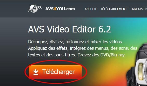 [Débutant]Télécharger et Installer AVS Vidéo Editor Img410