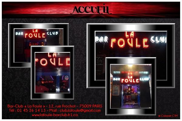 LA FOULE - Bar Club - Portail La_fou30