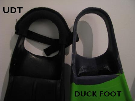 New Formula Duck Feet - A Review by James H Duck_f14