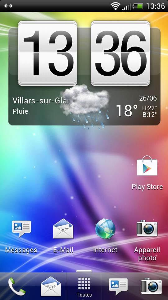 [info] Android 4 ICS sur HTC EVO 3D en cours 2012-013