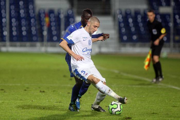 [15e journée de L2] SM Caen 1-0 Angers SCO Agouaz10