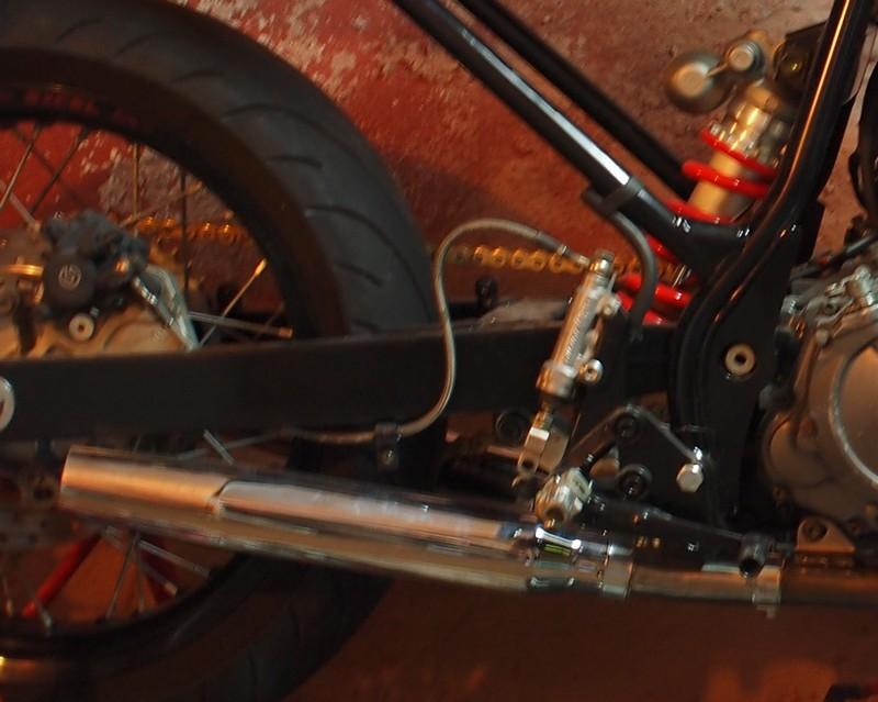 Sauvetage XTX 660 YAMAHA euuu MBK ! Detail10