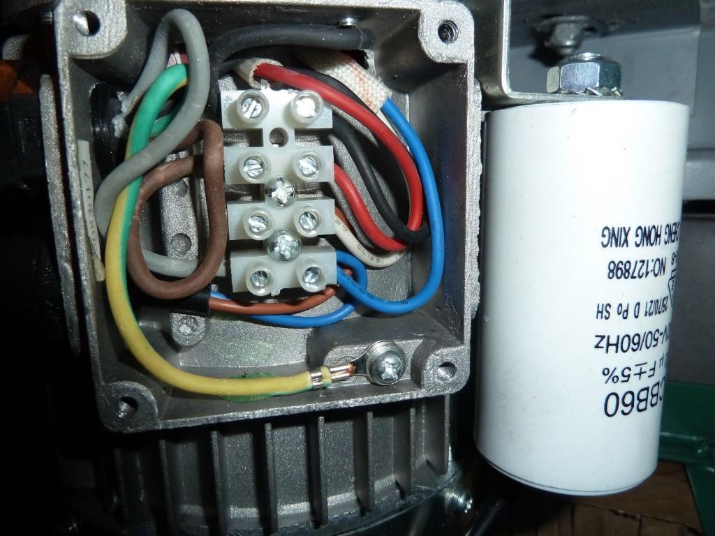 Sens de rotation sur Kity 419 P1050716