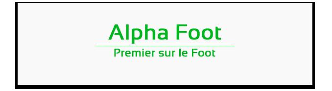 Alpha Foot