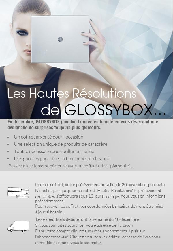 """[Décembre 2012] Glossybox """"Hautes Résolutions""""  Scn64910"""