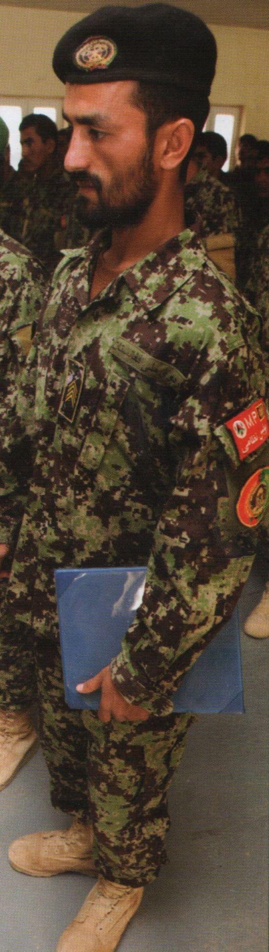 ANA Military Police Ana_mp10