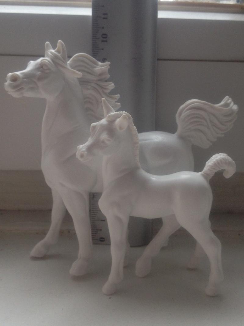 [SAFARI LTD] 2 figurines peintes à la main à vendre Photo110