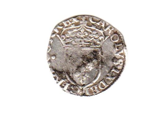 Sol Parisis - Charles IX - 1566 - A Nov29310