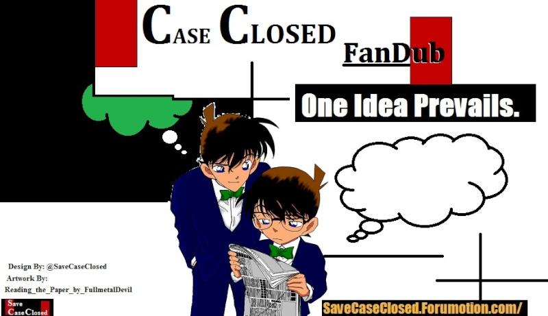 Case Closed fanDUB Voices Saveca10