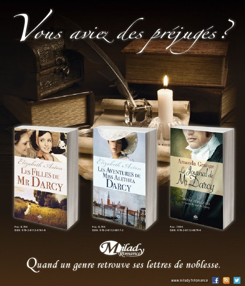 LE JOURNAL DE MR DARCY de Amanda Grange Viewer12