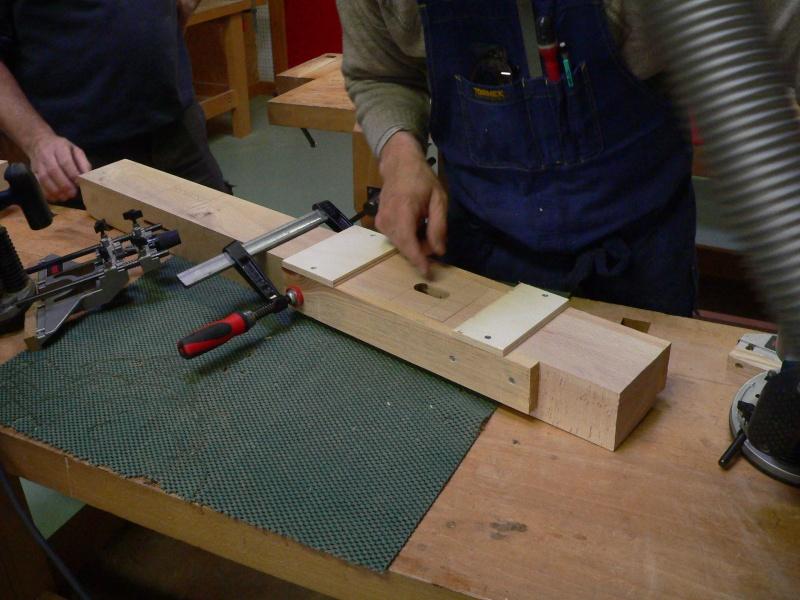 Stage menuiserie : construction d'un établi 1-gaba10