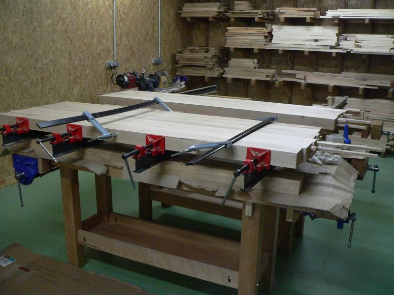Stage menuiserie : construction d'un établi 18-col10