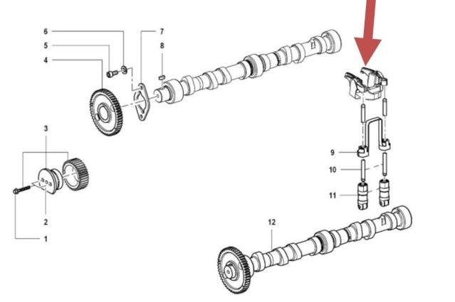 moteur 2.5 td vm refection poussoirs: Ca se termine!!! Coupe_12