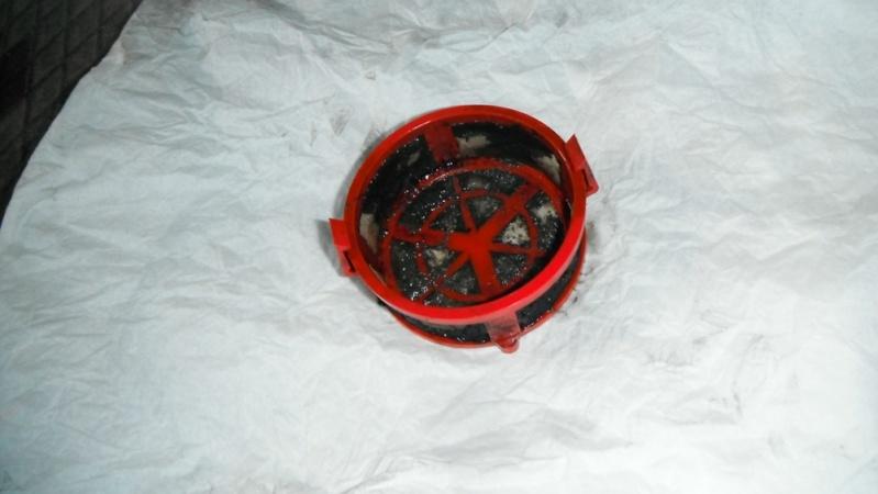 Modification alimentation pompe TD/95. Dscf1623