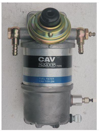 Modification alimentation pompe TD/95. Filtre12
