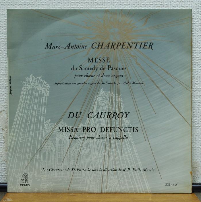 La musique sacrée au XVII XVIII siècle : contexte et disques Charpe10