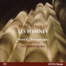 L'Orgue français sous l'Ancien Régime : discographie Hymnes10