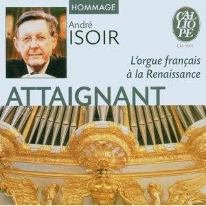 L'école d'orgue française au XVIIème et au XVIIIème siècle Isoir11