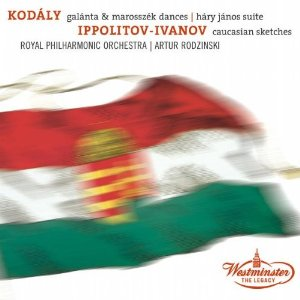 Kodaly - Oeuvres orchestrales Kodly10