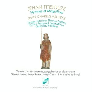 L'Orgue français sous l'Ancien Régime : discographie Titelo11