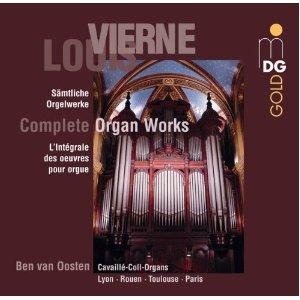 Vierne : Oeuvres pour orgue Vierne10