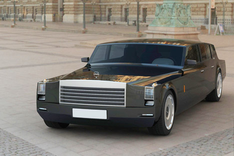 Putin's New Ride: The New ZIL-4112P Pressp10