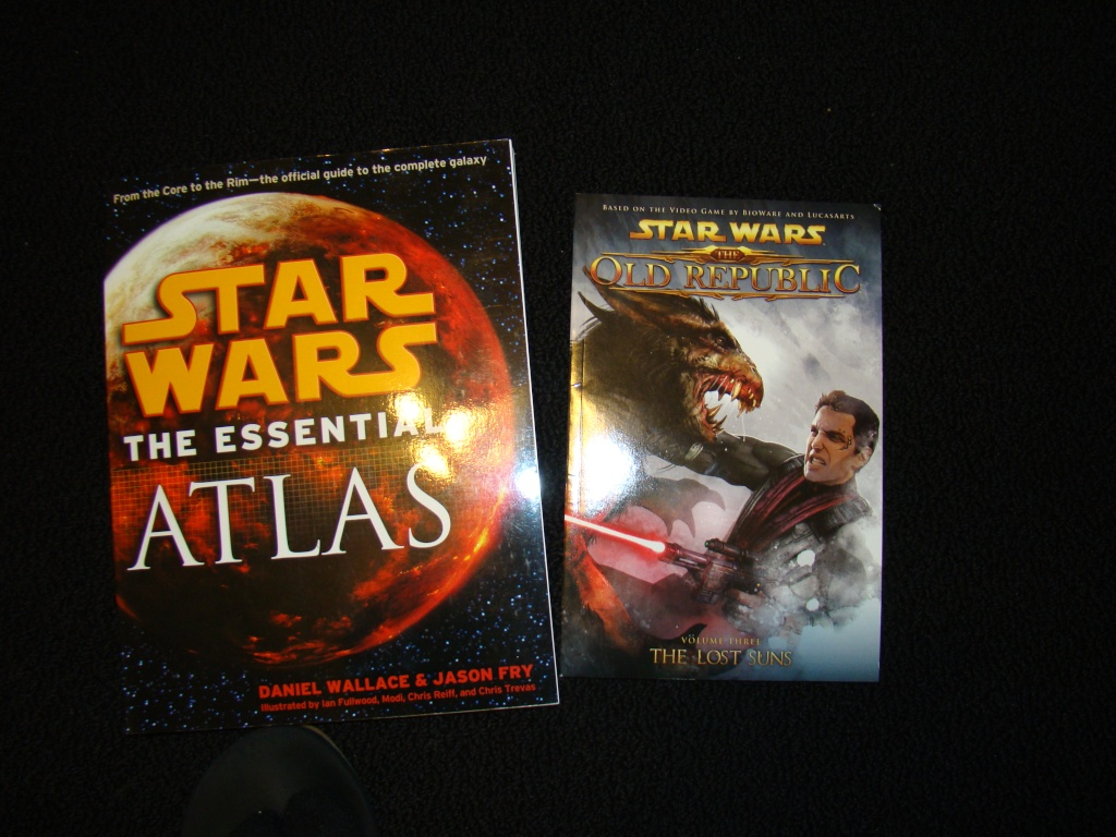 My Star Wars Books Dsc01615