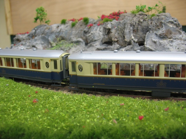 "Rame voiture voyageurs ""Glacier Express"" Cen_ra20"