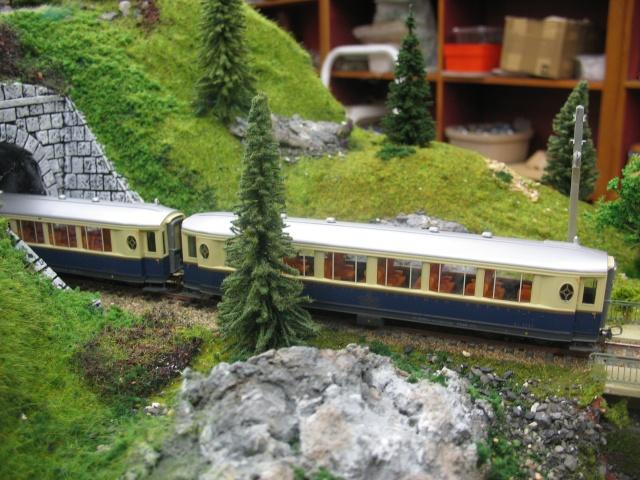 "Rame voiture voyageurs ""Glacier Express"" Cen_ra24"