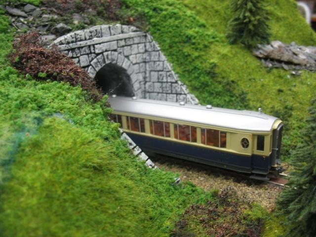 "Rame voiture voyageurs ""Glacier Express"" Cen_ra25"