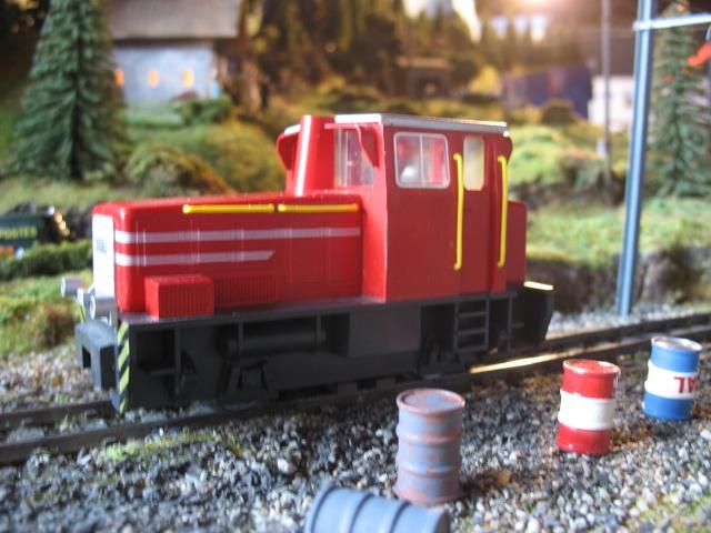 Un joli petit diesel sur le TMB Expo_s16