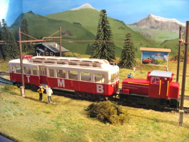 Un joli petit diesel sur le TMB Expo_s18