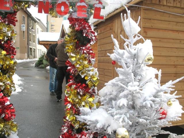 Marché de Noêl à Viuz en Sallaz ( 74250) 8 et 9 Dec 2012 Marche11
