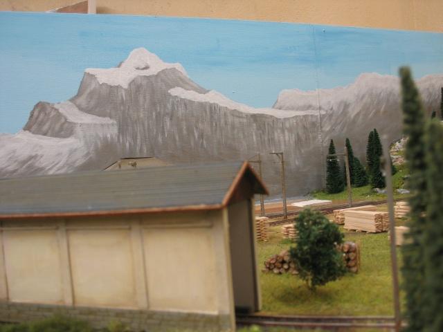fond de décor gare de Sixt Raseau17