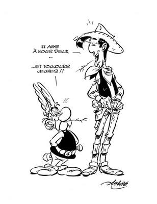 Pastiches, detournements, plagia de vos personnages préférés ! - Page 3 Astrix10