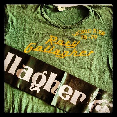 Rory Gallagher T-Shirts 22222710